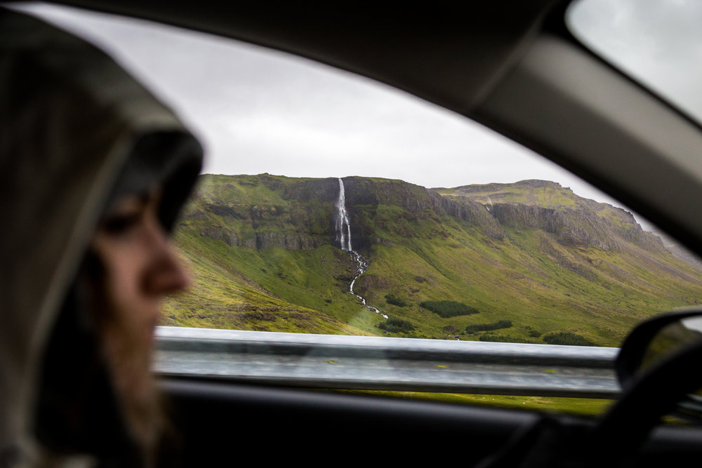 Iceland's sights may be few and far between, but very much worth it. Photo by: Kevin Walsh