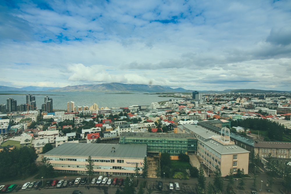 Reykjavik is growing to accommodate a burgeoning tourist influx.