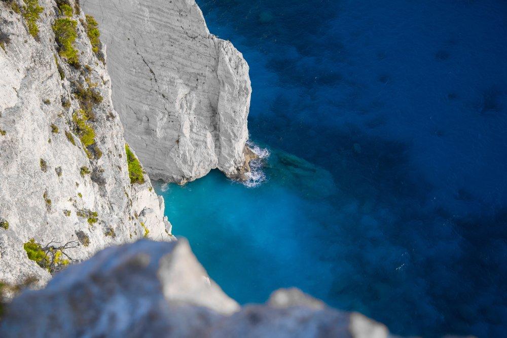 Zakinthos, Greece - AKA 'Shipwreck Beach'