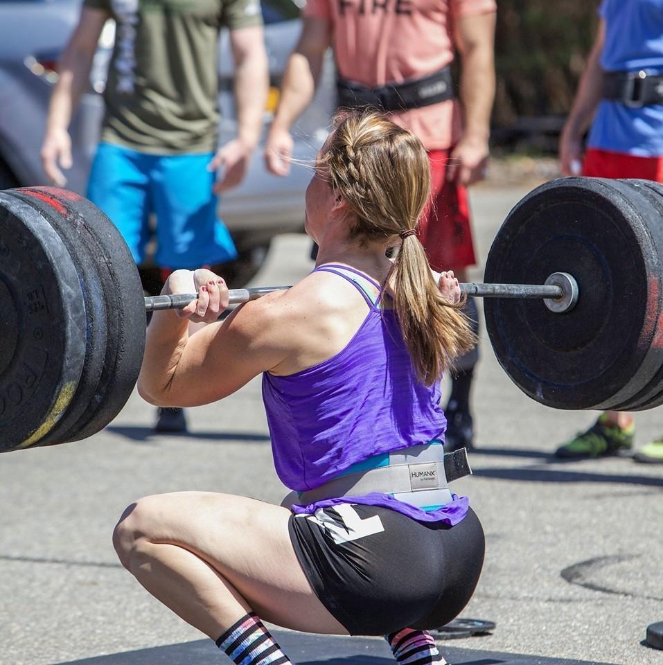 Ashley Studer - crushing it