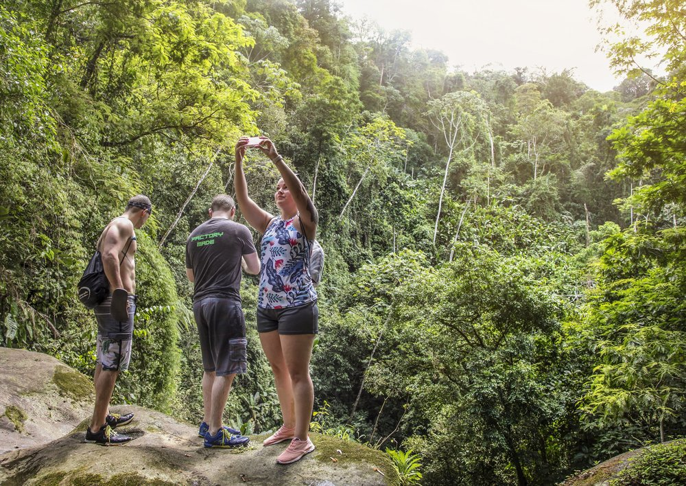 Jungle hikes, waterfall excursions and so much more. This is Costa Rica w/ VoyEdge RX