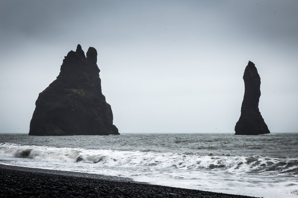 amazing formations iceland black sand beach