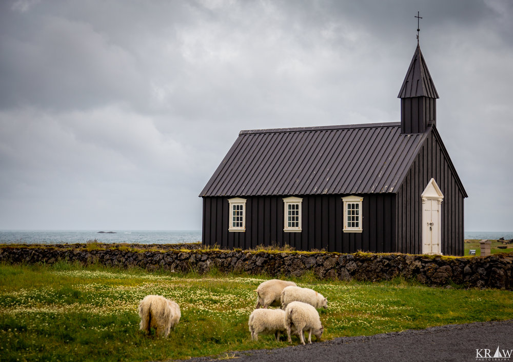 black church iceland voyedge rx