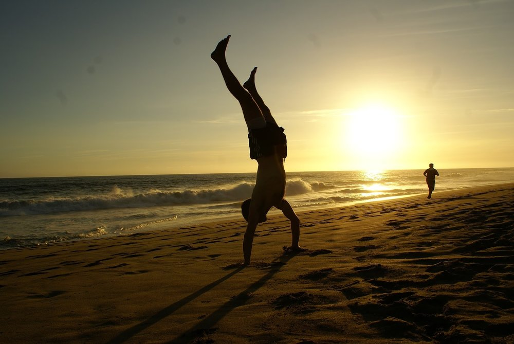 Travel + Fitness = Happiness. -  Fittest Travel Motto