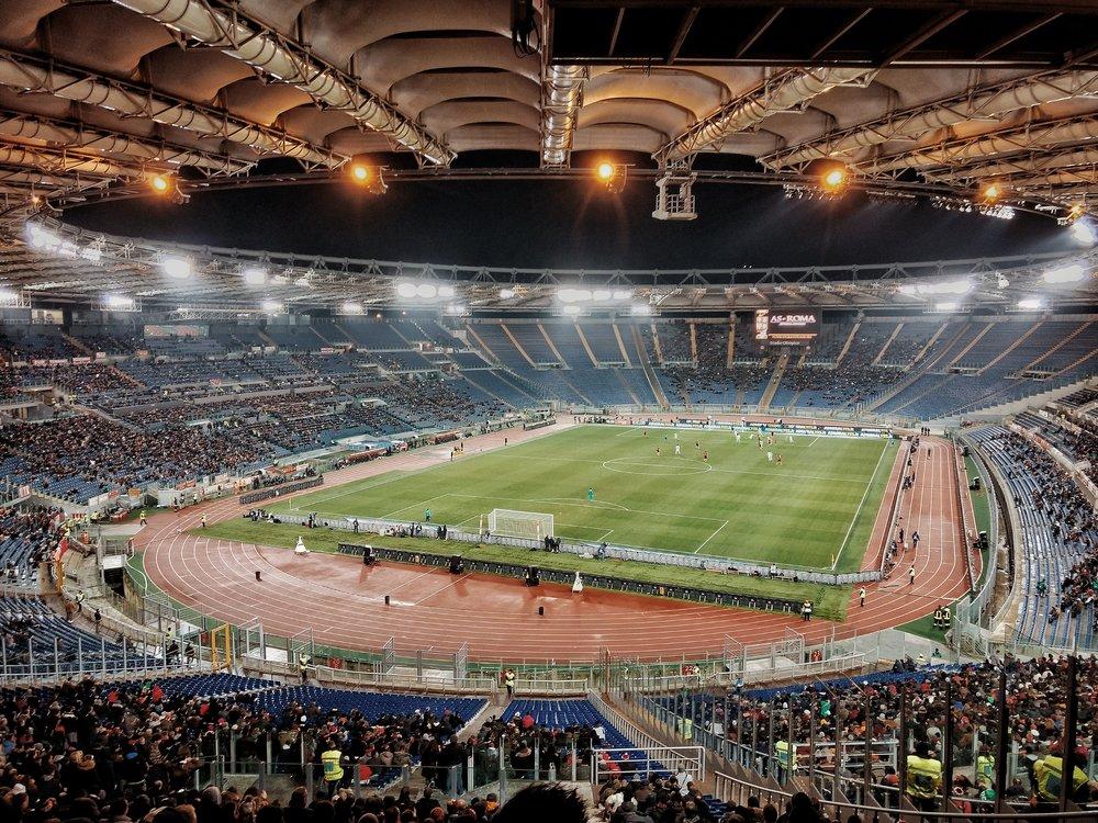 Olympic Stadium - Rome, Italy