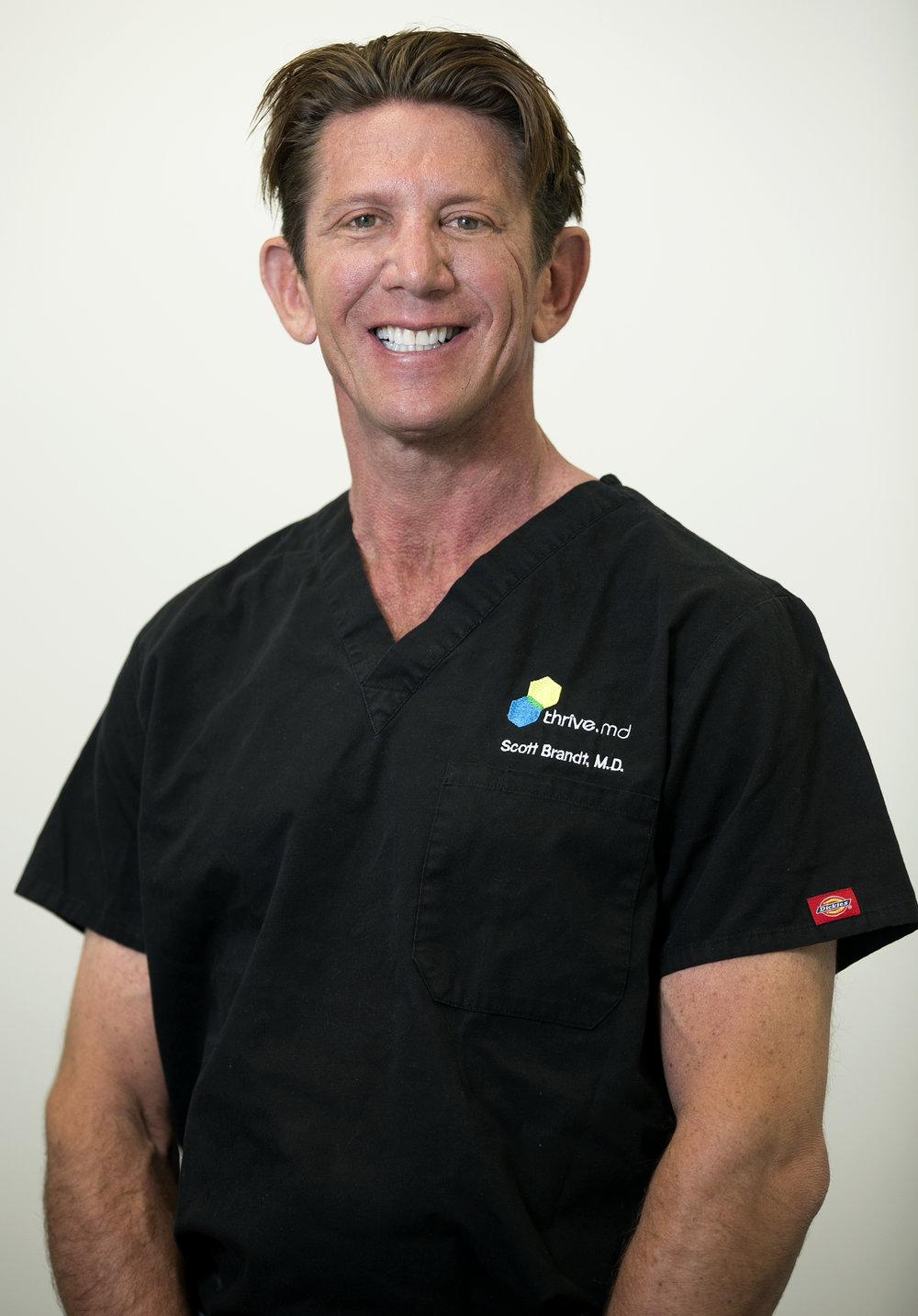 Dr. Scott Brandt, MD