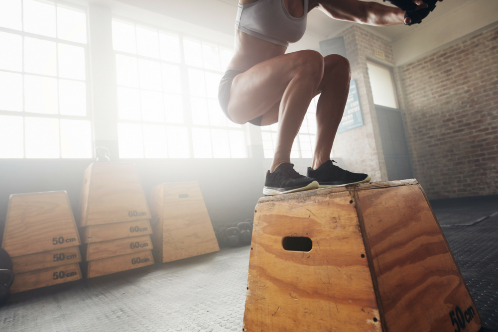 knee injury recovery options crossfit