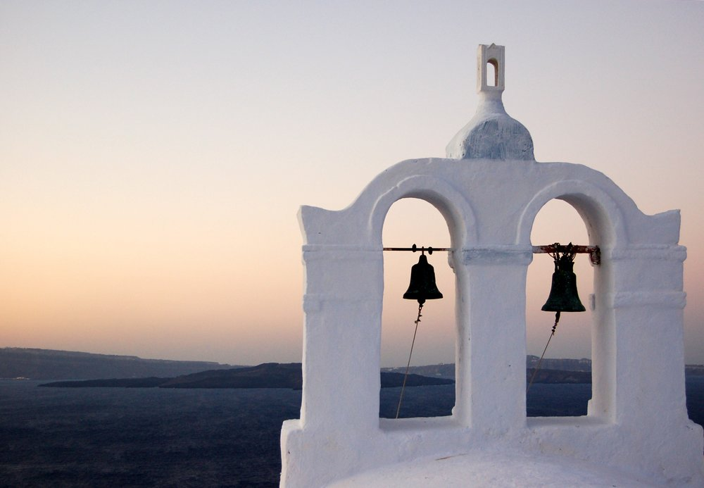 Greece is always at the top of everyone's bucket list.