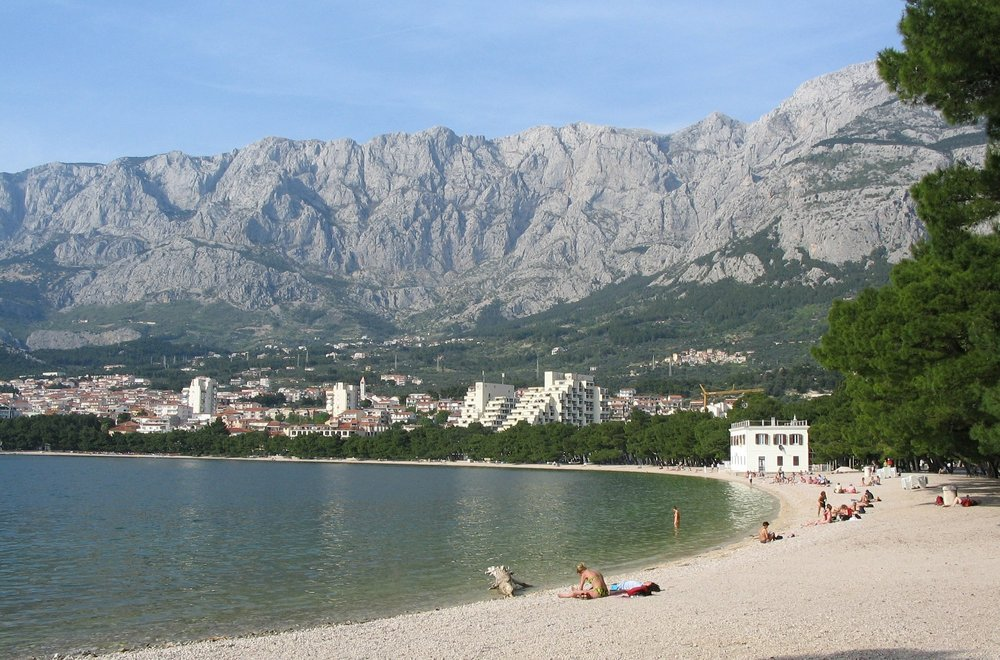 Makarska, Croatia is a pretty unique fucking place. Trust me on this one.