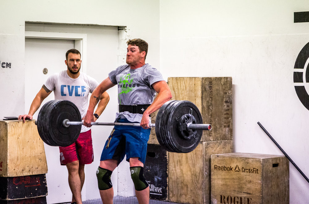 Be inspired with daily workouts at CrossFit Reykjavik in Iceland.