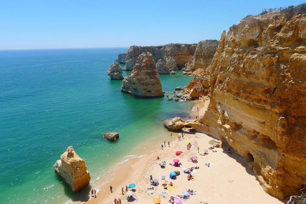 Algarve Cliffs