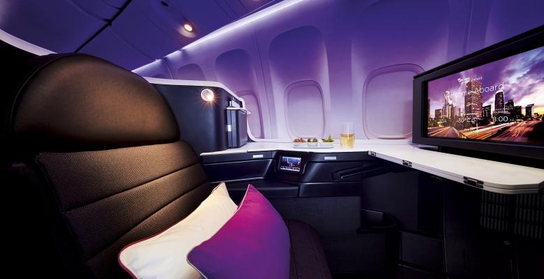 Photo credit: Virgin Air