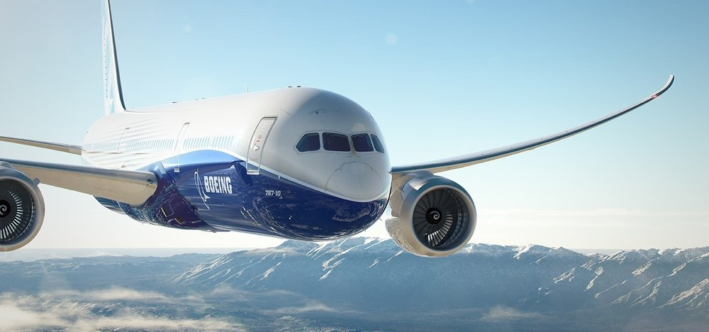 Photo credit: Boeing