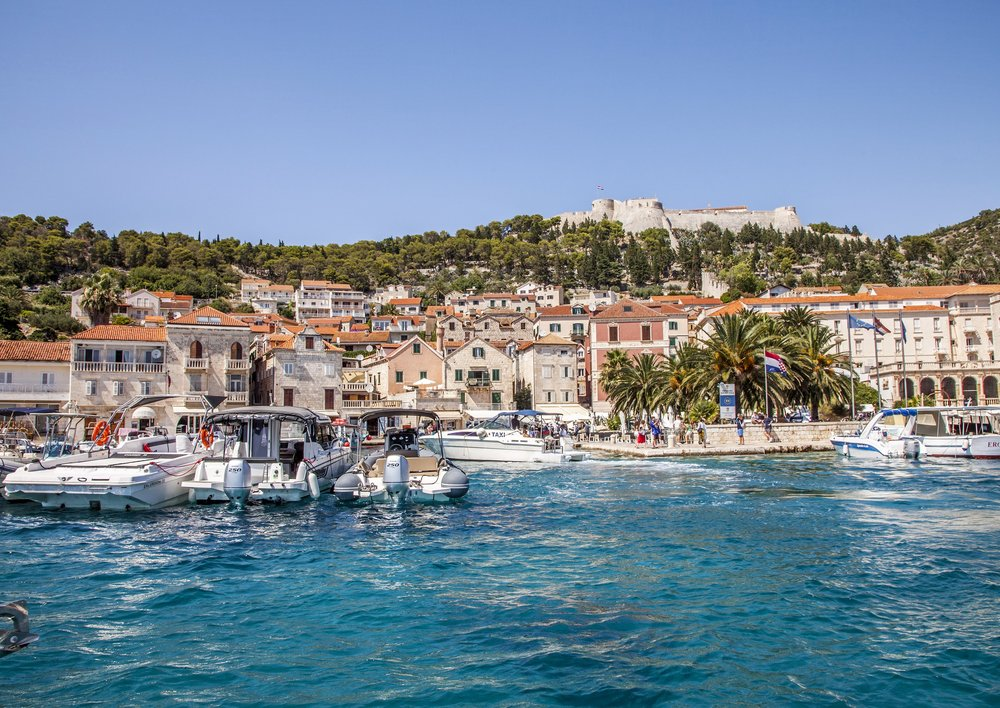 Hvar, Croatia. You NEED to see this place in person.