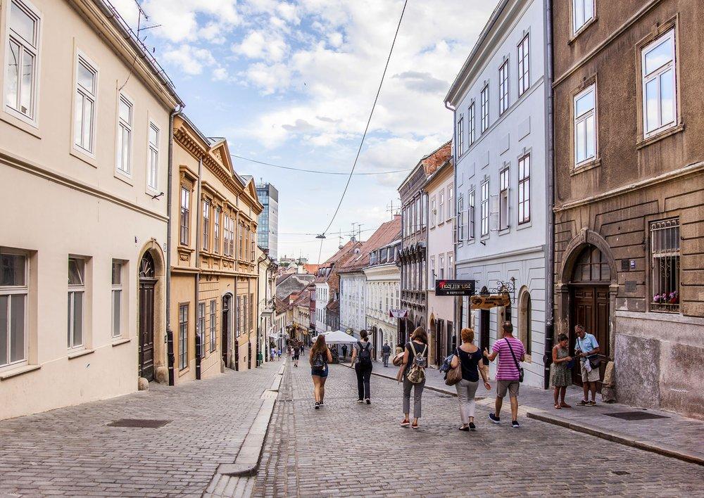 Oh Hi Zagreb!