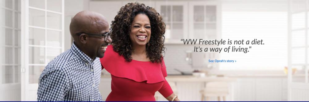 WW Oprah