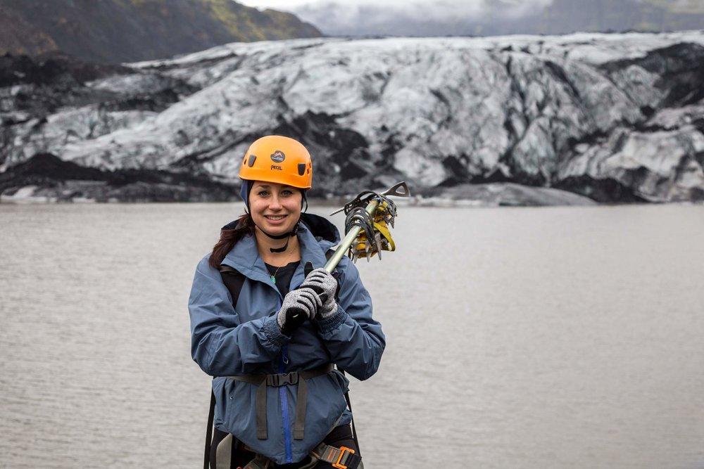 Dana Korman - Iceland 2018 w/ VoyEdge RX