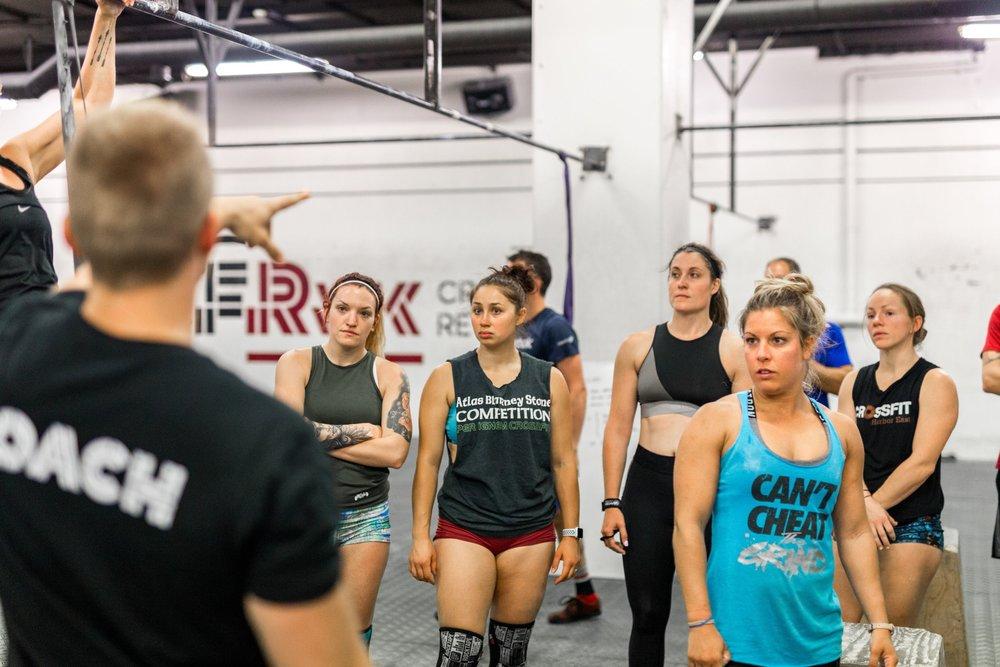 CrossFit Reykjavik in Reykjavik, Iceland 2018