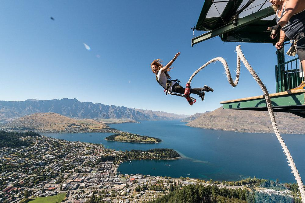 Photo courtesy of: TripAdvisor & AJ Hackett Bungy Company NZ