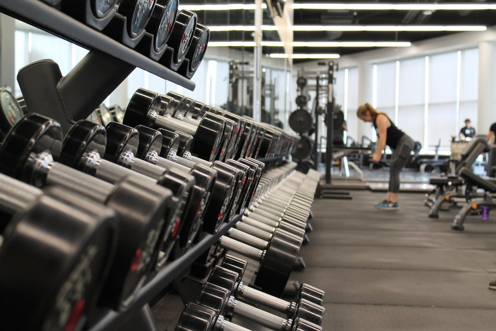 get a workout in at the hotel