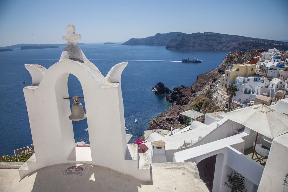 Views in Oia