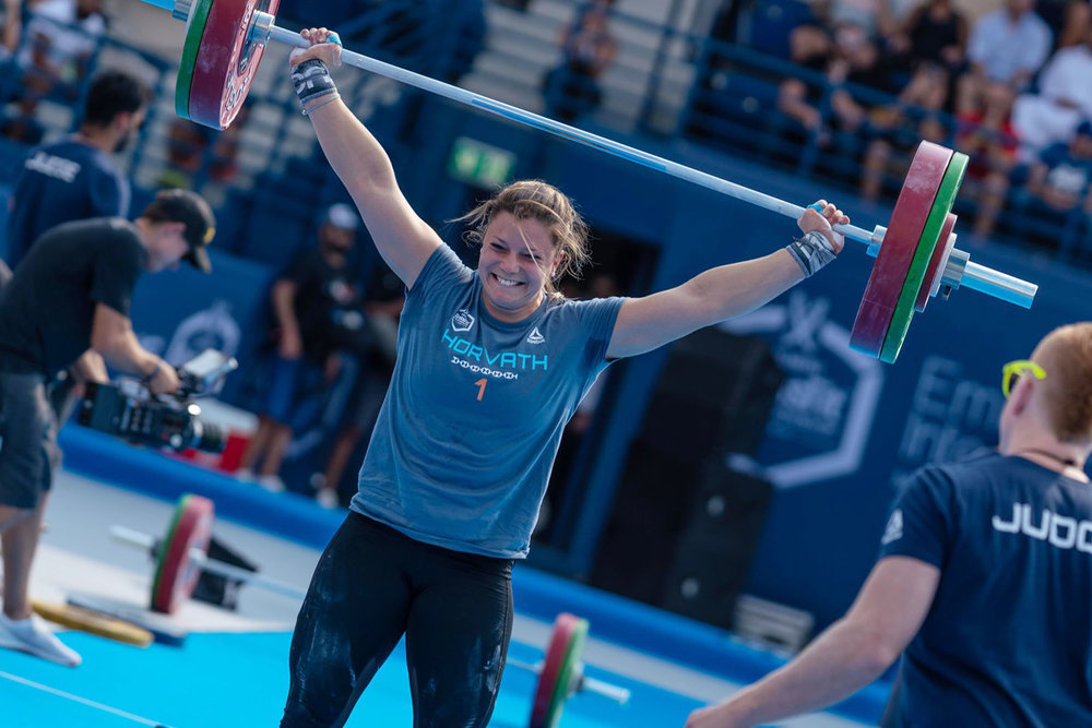 Photo Courtesy of   Dubai CrossFit Championship