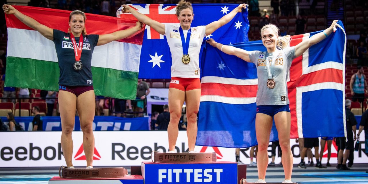 Útil Infidelidad Conversacional  CROSSFIT GAMES UPDATE: THE LAWS OF COMPETITION HAVE BEEN SET — VoyEdge RX