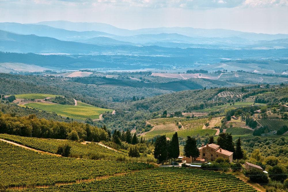 Chianti Region, Italy