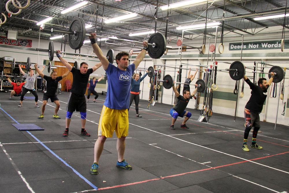Front Range CrossFit in Denver, CO