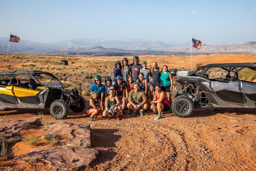 voyedge rx utv tour