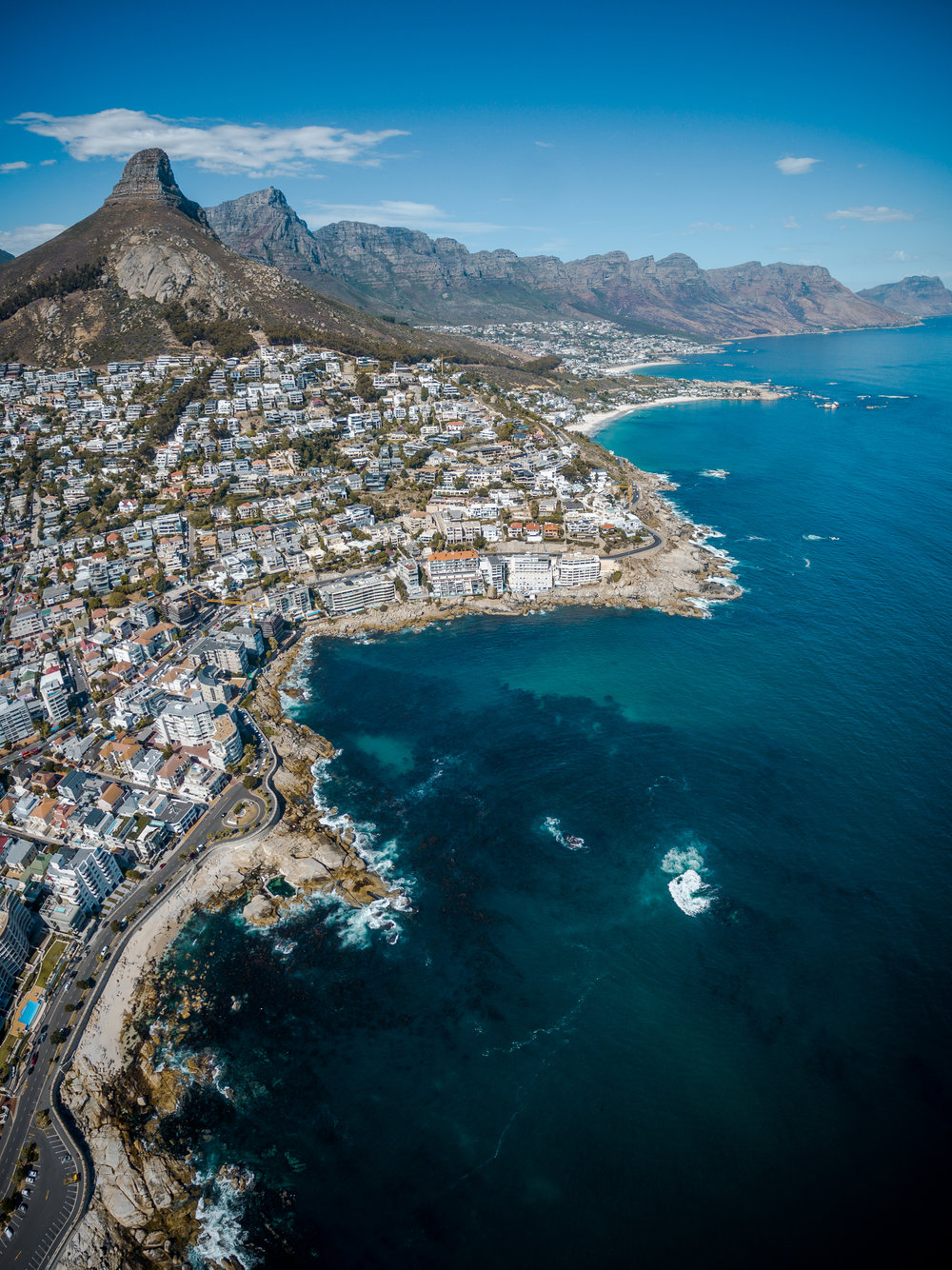 Cape Town, South Africa. You ready for some views like this?