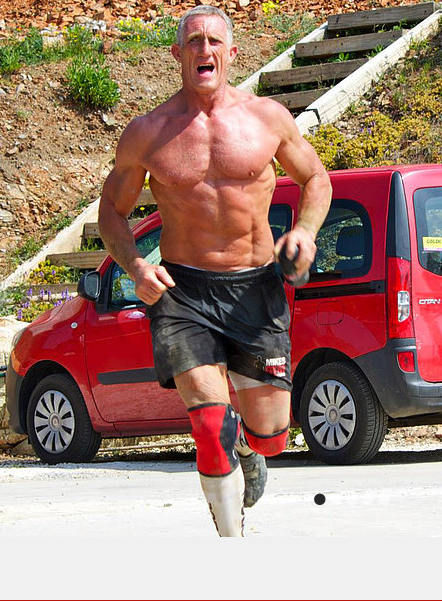 Mike from Mike's Gym Marbella