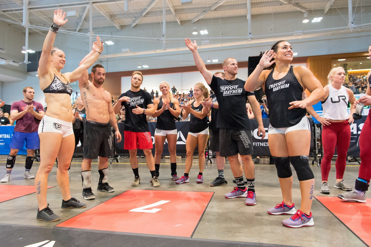 CROSSFIT GAMES UPDATE: TEAM ROSTERS ARE CONFIRMED — VoyEdge RX