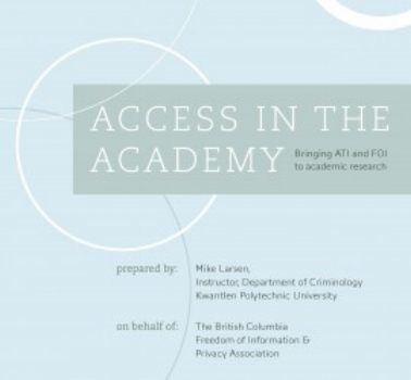Brokering Access Book cover - Mike Larsen and Kevin Walby.jpg