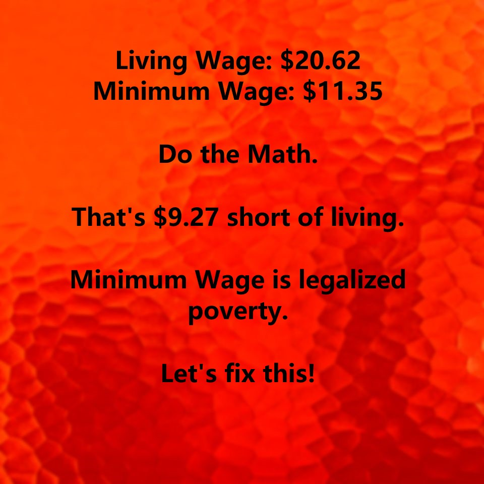 Living Wage - Minimum Wage Red Graphic - Do the Math - 960x960.jpg