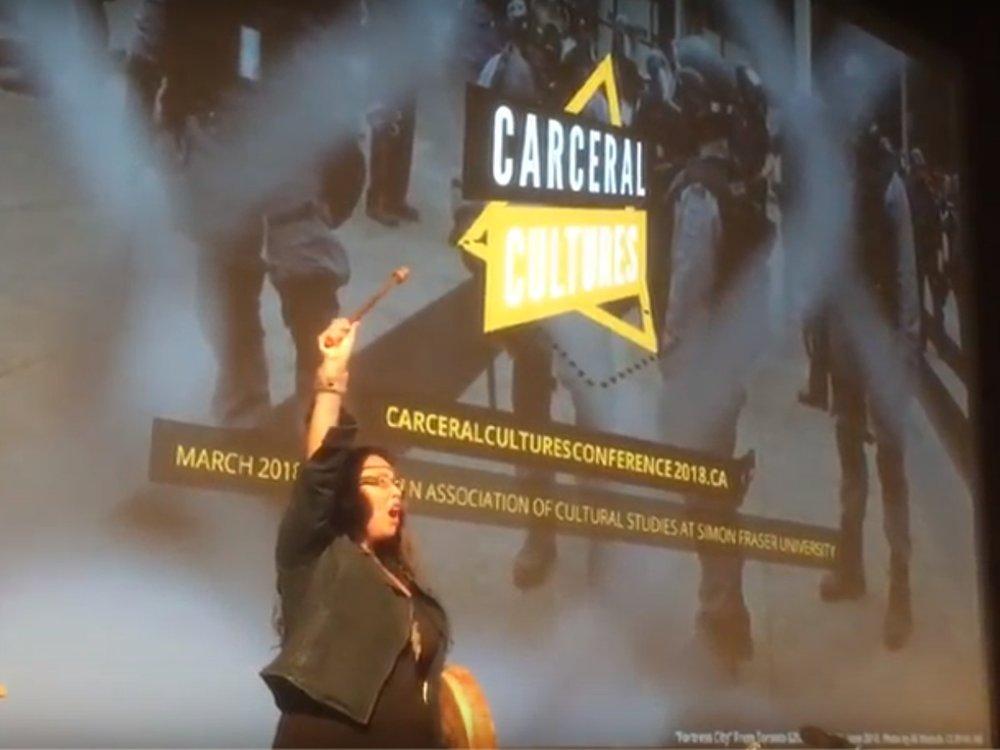 Carceral Cultures 2018 - Raised Drum Arm.jpg