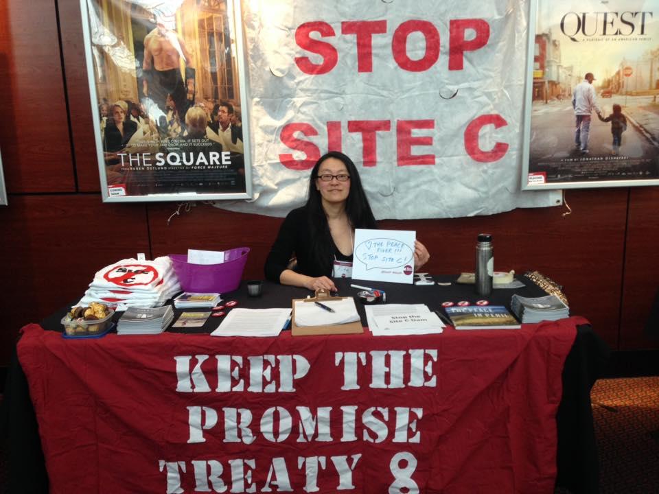 Rita Wong: Stop Site C Dam