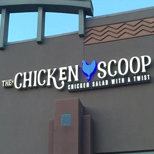 Chicken Scoop- Scottsdale, AZ