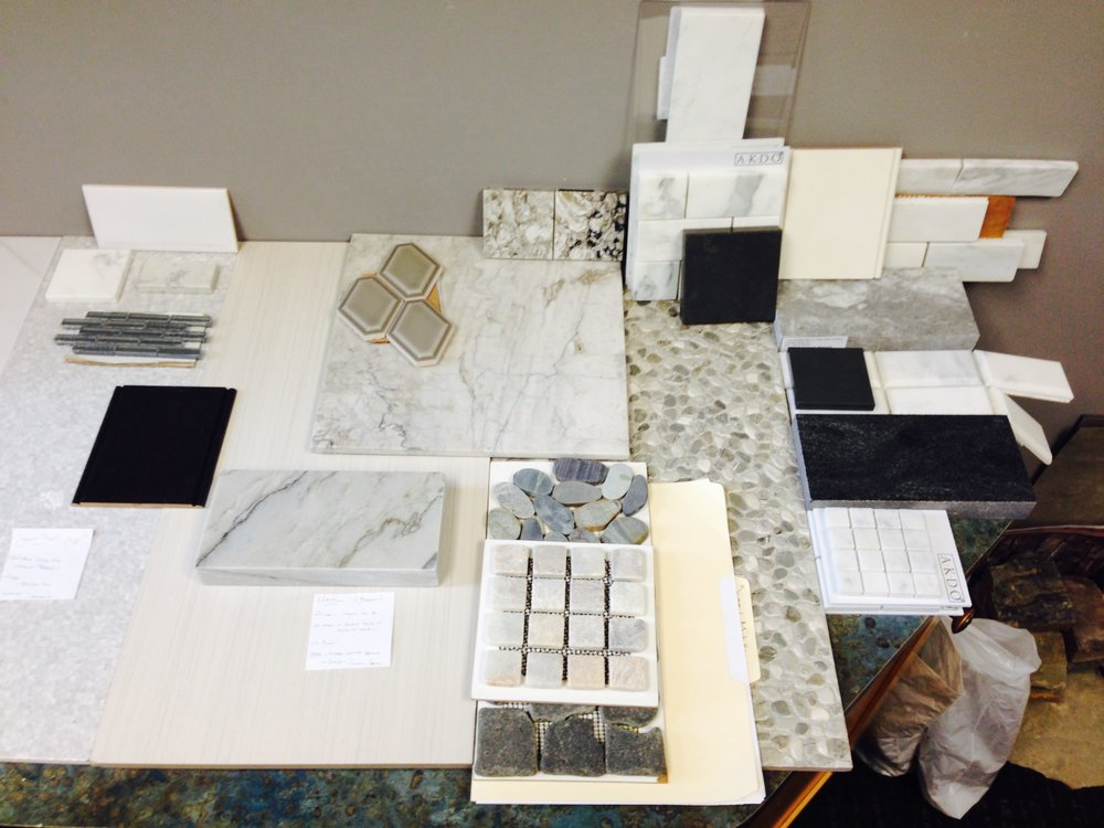 Shopping for Cabinetry and Tile — 612 Design
