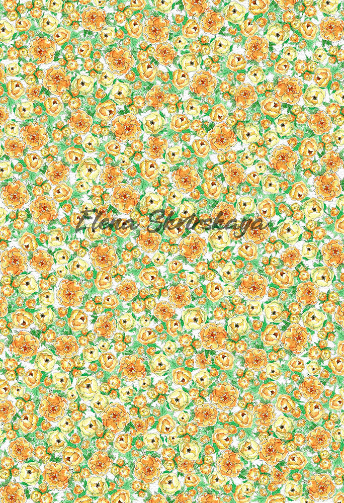 HumaNature-Small-Flowers-Coord-New-LAYOUT-Light-BG-Light-Green-Leaves Web.jpg