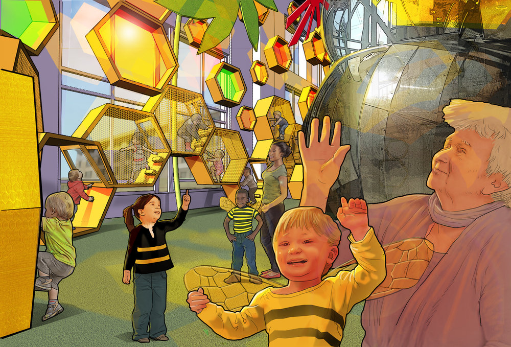 Discovery Gateway Children S Museum Chris Muller Design
