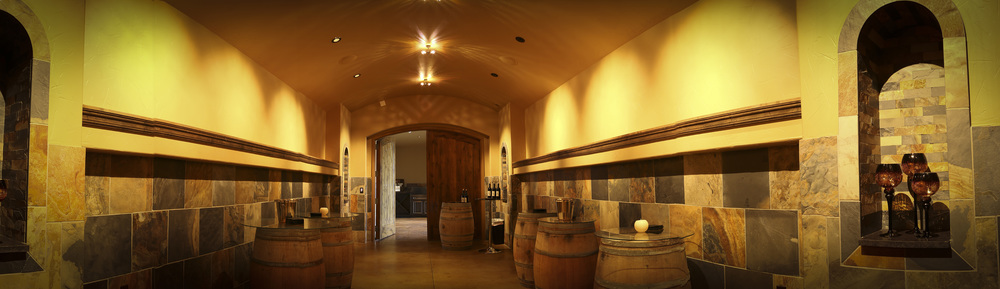 The Cave at Destiny Ridge Vineyard