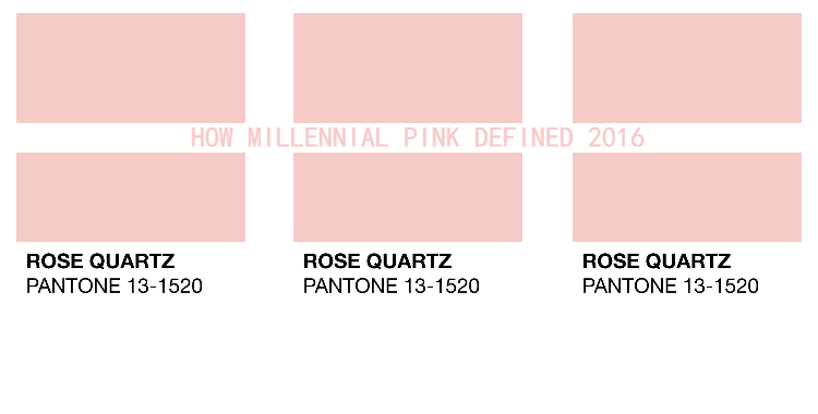 Looking Back At Pantone S Rose Quartz Hey It S Anika