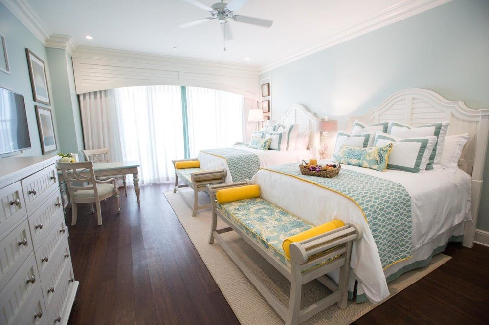 Charleston Harbor Bedroom Hospitality Design