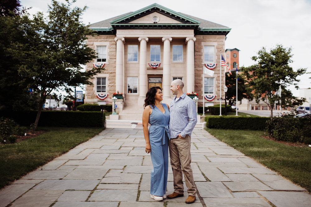Connecticut Couples Photographer | Groton, CT
