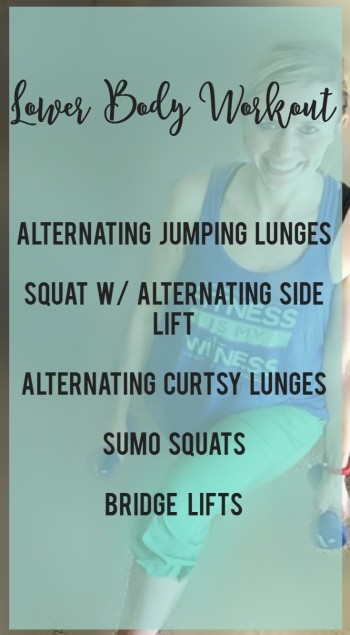 Lower Body Workout - Leg days are those days I just love to hate (mainly because stairs and chairs are super-tough the following day)! But training our legs is super-critical to a well-balanced workout program.