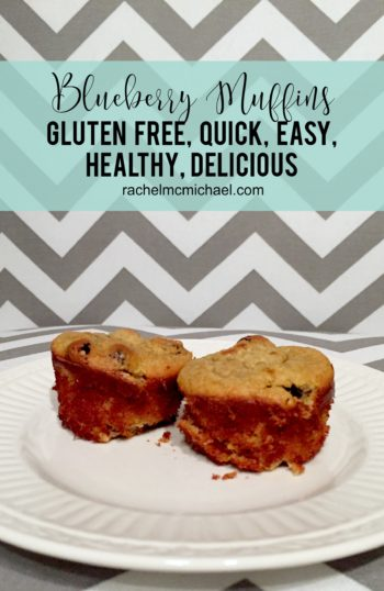 Ok busy moms! This recipe is for you. You know my requirements for any recipe: it has to be healthy, quick, and easy! And these gluten free blueberry muffins from Silver Fern are just that and more! One gluten free blueberry muffin has 7g net carb, 4.5g fat, 8g fiber, and only 2g sugar. These are the only blueberry muffins we'll be making, and I know you'll become just as obsessed as I am!