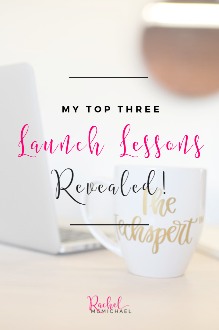 top 3 launch lessons revealed