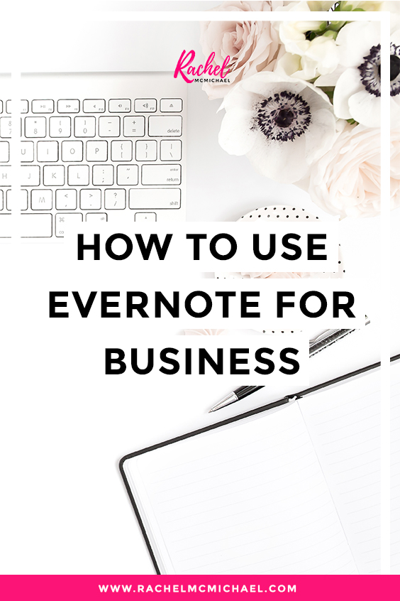 How to Use Evernote for Business