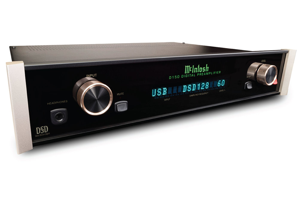 McIntosh D150 Digital Pre-amp